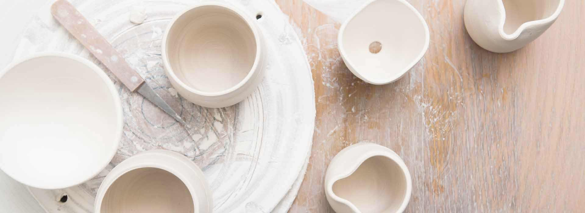 Pottery classes in Gauteng